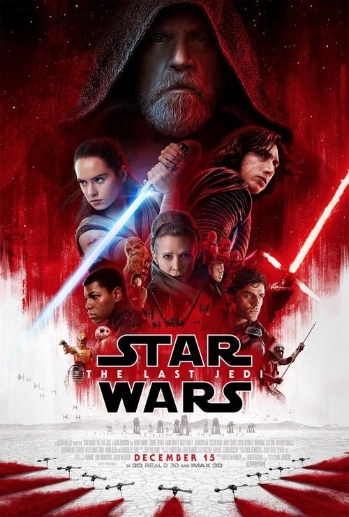 Star Wars Épisode VIII - Les Derniers Jedi