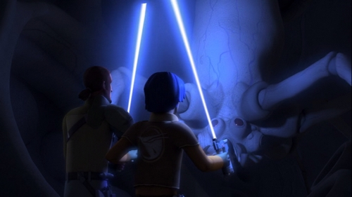 Rebels S02E18 - La Base mystérieuse