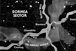 Secteur de Borm�a