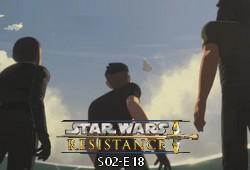 Star Wars Resistance - S02E18 - L'Évasion