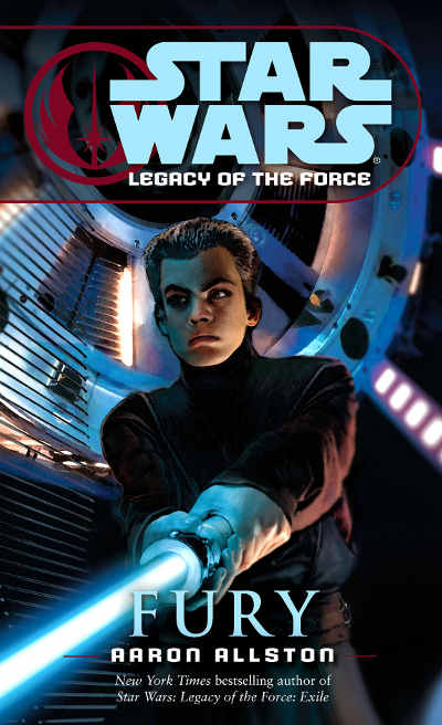 L'Héritage de la Force 07 - Fureur