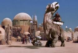 Tatooine - Corporations Road