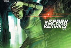 Dark Times #29 - A Spark Remains #02