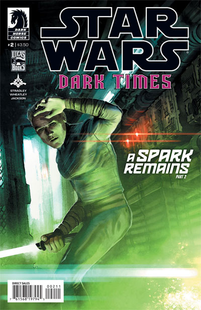 Dark Times #29 - A Spark Remains #02
