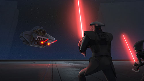 Rebels S02E03 - Always Two There Are