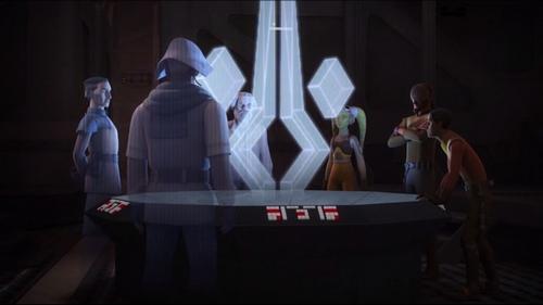 Rebels S03E21 et S03E22 - Assiégés