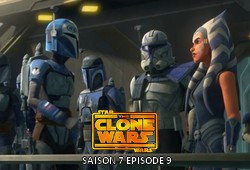 The Clone Wars S07E09 - Amis envers et contre tout
