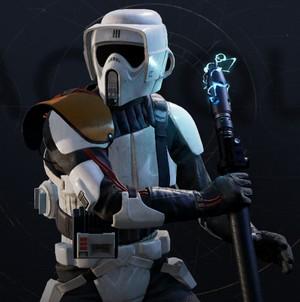 Soldat de Choc : Scout Trooper