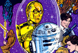 Droids #6 � Star Wars According to the Droids, Part 1