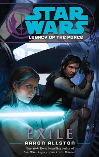 L'Héritage de la Force 04 - Exil