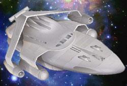 Yacht stellaire de classe Horizon