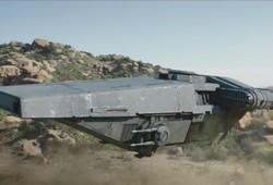 Barge de transport de troupes impériale