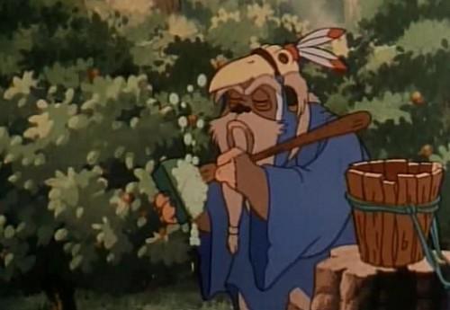 Ewoks S01E02 - Le village hanté