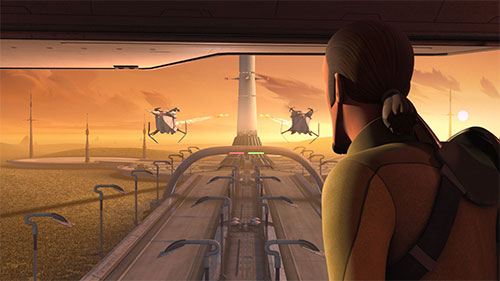 Rebels S01E11 - L'Appel de l'action