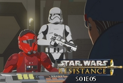 Star Wars Resistance - S01E05 - La tour des as