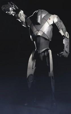 Super droïde de combat B2-RP