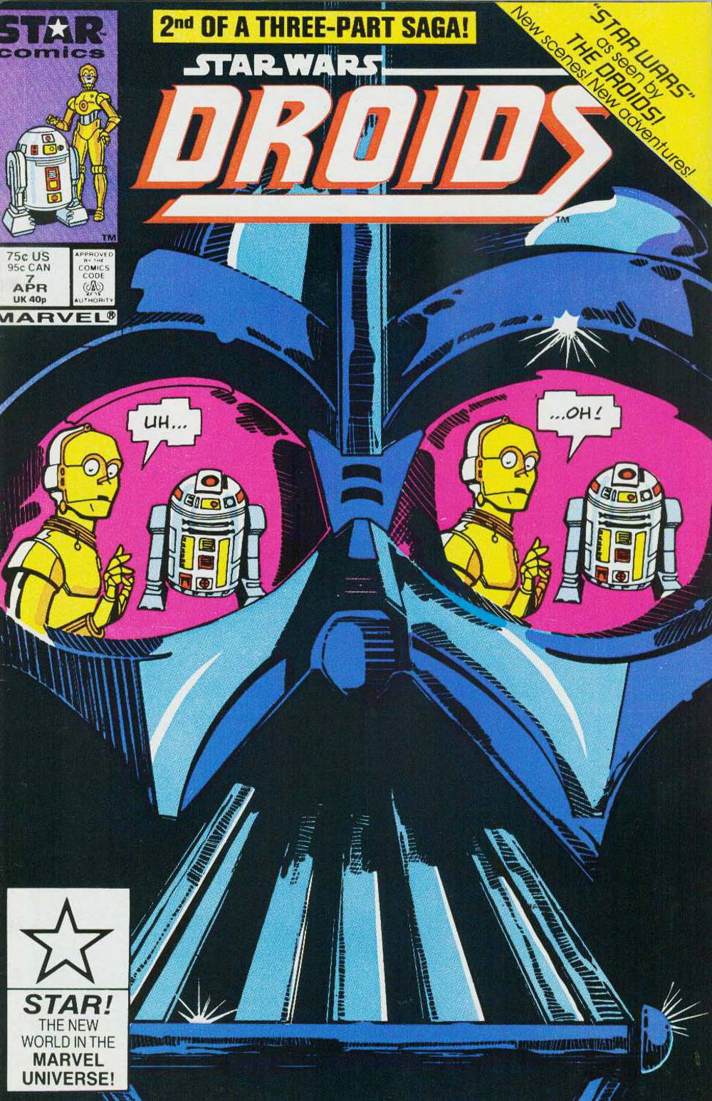 Droids #7 - Star Wars According to the Droids, Part 2