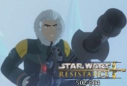 Star Wars Resistance - S02E04 - Partie de chasse sur Celsior 3