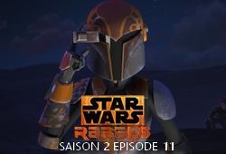 Rebels S02E11 - Duel entre Mandaloriens