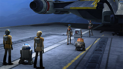 Rebels S02E06 - Blood Sisters