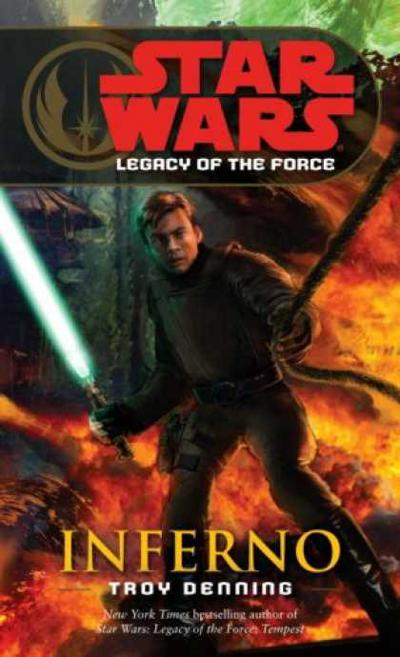 L'Héritage de la Force 06 - Enfer