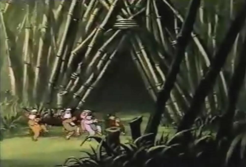 Ewoks S02E11 - Marchand en herbe