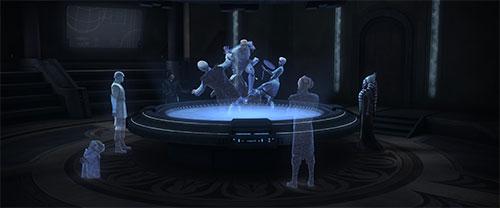 The Clone Wars S06E04 - Les Ordres