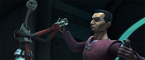 The Clone Wars S06E02 - Le complot