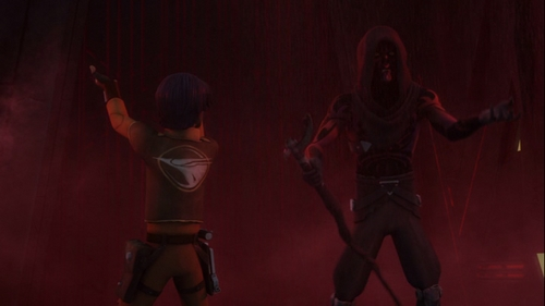 Rebels S02E19 - Twilight of the Apprentice