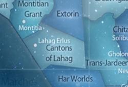 Cantons de Lahag