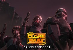The Clone Wars S07E01 - Le Bad Batch