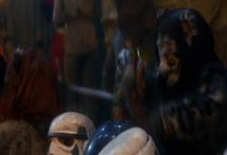 Chant de célébration Ewok