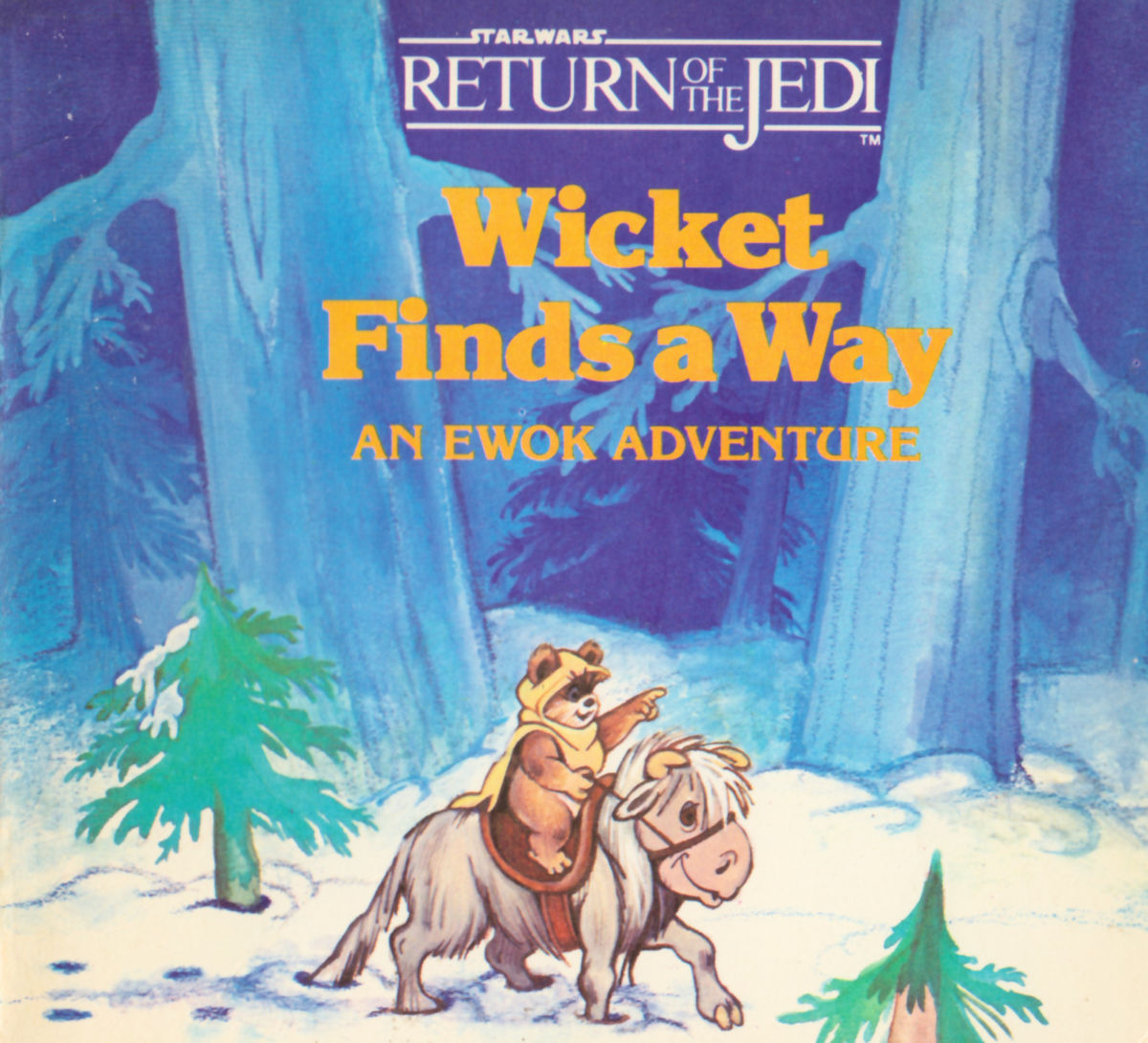 Wicket Finds a Way