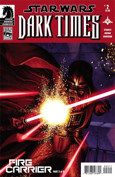 Dark Times #24 - Fire Carrier #02