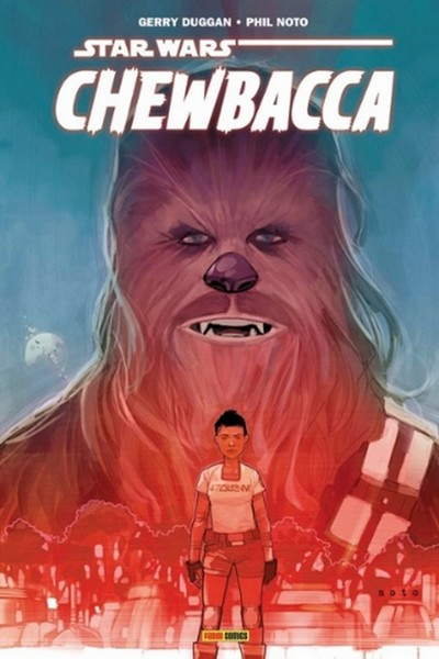 Chewbacca - Les mines d'Andelm