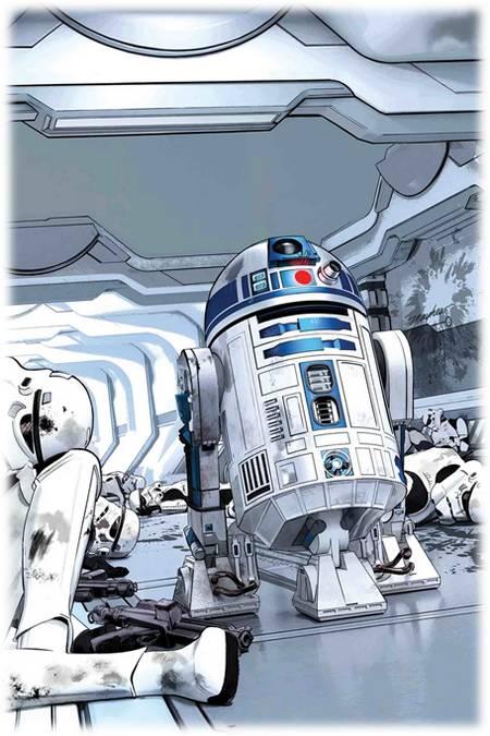 Star Wars - 6. Des Rebelles Naufragés