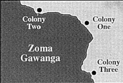 Ylesia � Colonie Trois