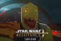 Star Wars Resistance - S01E03 - The Triple Dark