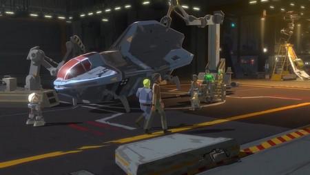 Star Wars Resistance - S01E03 - Une station sous assaut
