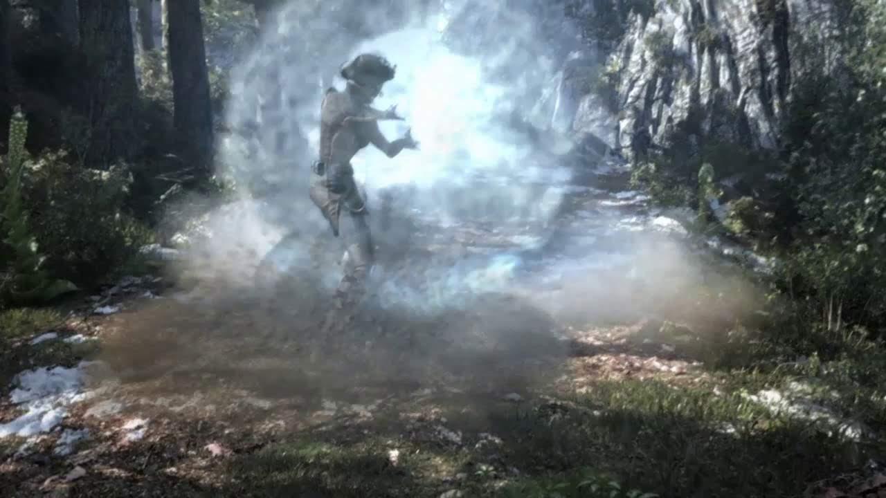 Déflagration de Force