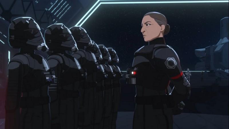 Star Wars Millennium Falcon Legacy paroi intérieure