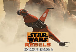 Rebels S02E05 - Le Faiseur d'ailes