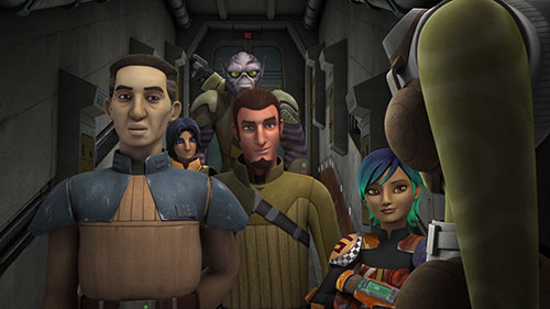 Rebels S02E05 - Wings of the Master