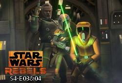 Rebels S04E03 et S04E04 - Au nom de la rébellion