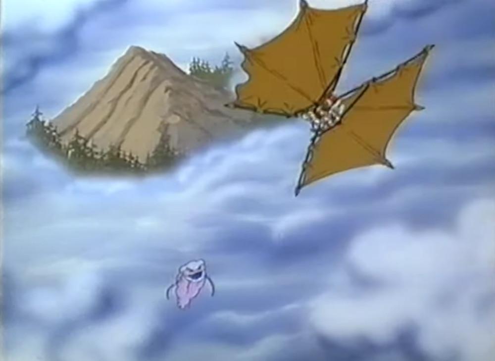 Ewoks S02E05 - Le Braïque