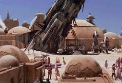 Tatooine - Dune Street