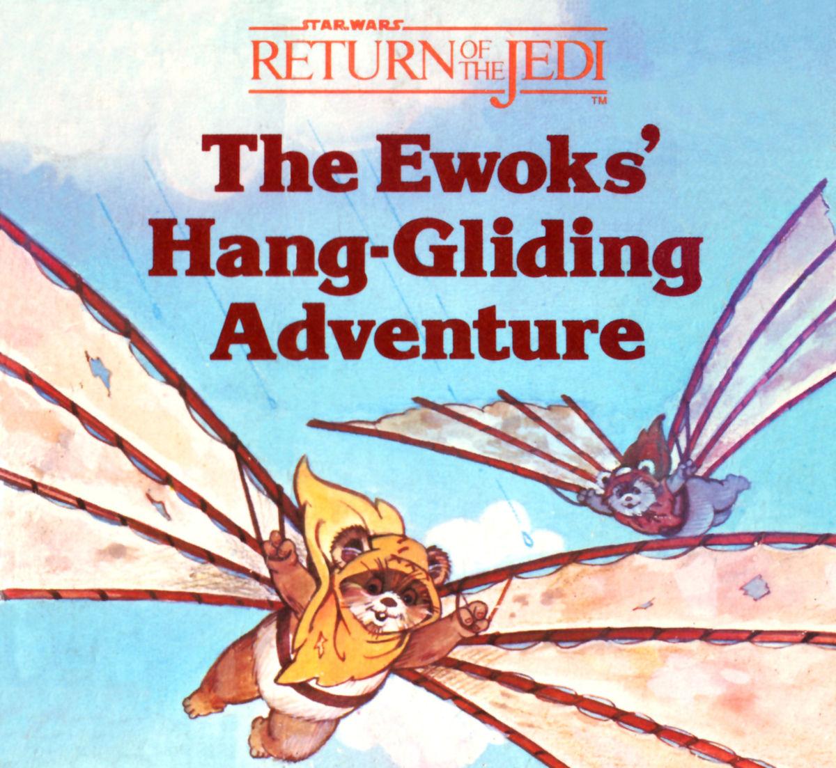 The Ewok's Hang-gliding Adventure