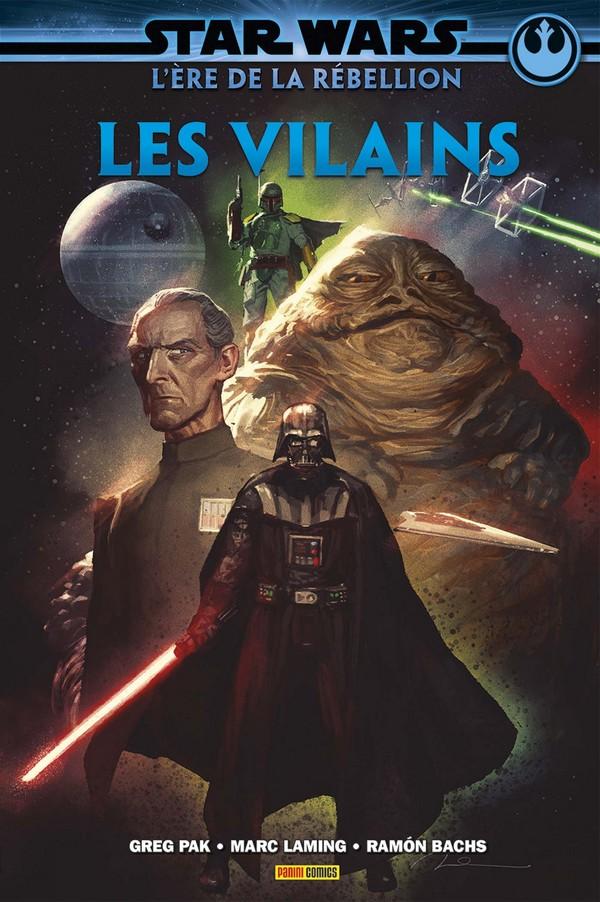 Ère de la Rébellion - Les Vilains