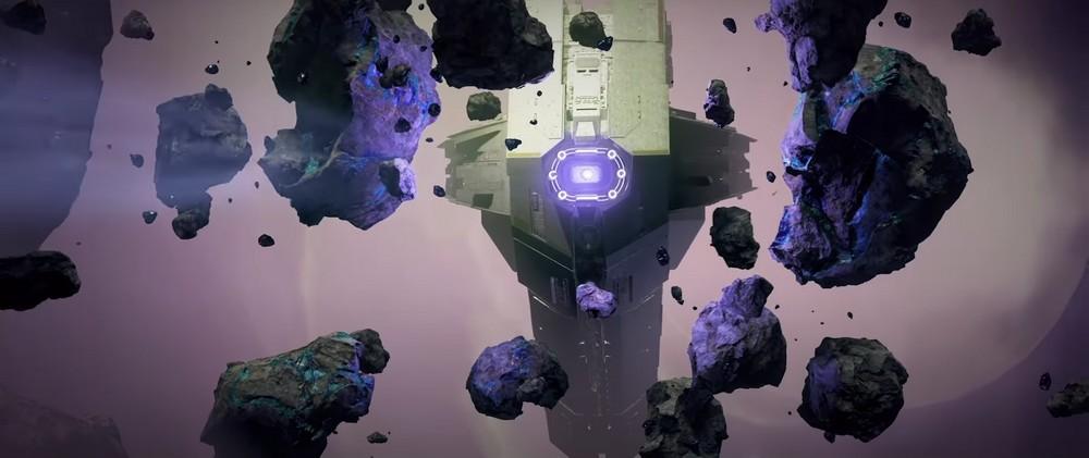 Projet Starhawk