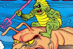 Ewoks #09 � The Underwater Kingdom